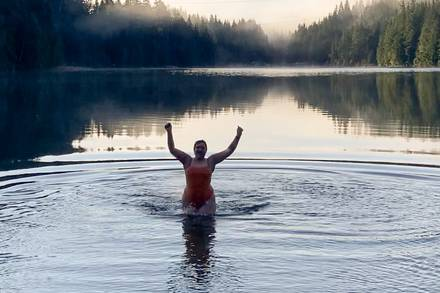 Cold Water Swimming Part 2: A Jump-start For My Nervous System