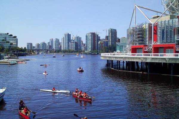 "The Complicated Story Behind ""Water Safety"" in False Creek"