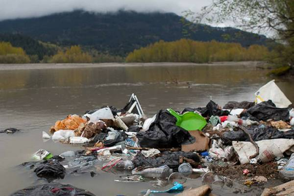 River cleanup sets sights on Gill Road messes