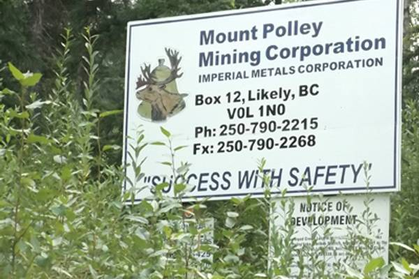 Fraser Riverkeeper takes on the Mount Polley Mine Disaster