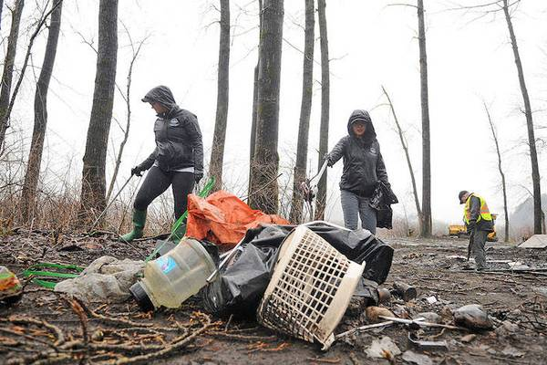 Fraser River Cleanup hits the hotspots around Chilliwack