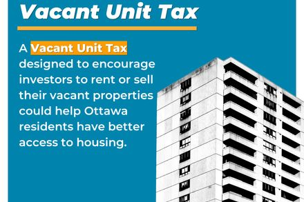 Policy Brief on Vacant Unit Tax