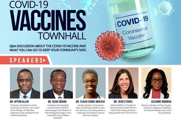 ACAO Vaccine Townhall