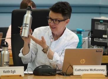 CBC: City to study ban on sale of plastic bottles at its facilities