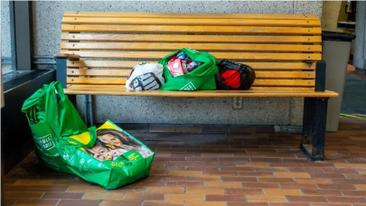 CBC: Library's new door policy leaving homeless out in the cold, councillor says