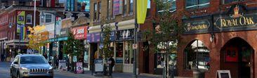 Toronto.com: Cities make room for distancing on sidewalks