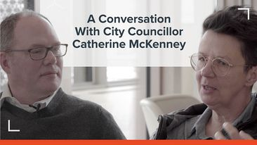 Architects DCA Blog: A conversaton with Councillor Catherine McKenney