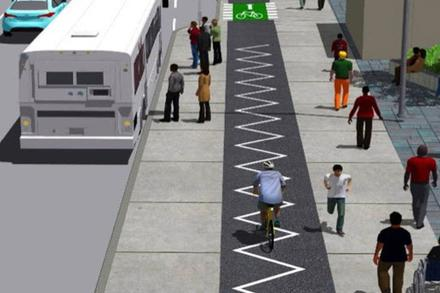 New Redesign For Albert And Slater Street As Complete Streets