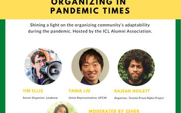 How to Organize in Pandemic Times