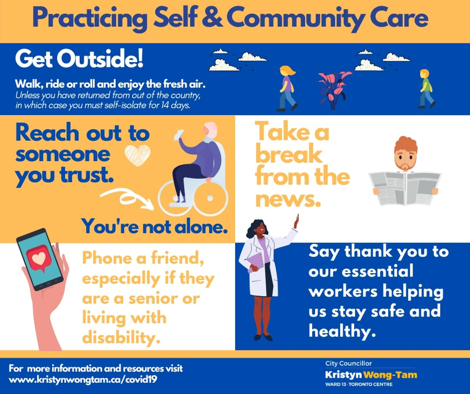 Self & Community Care