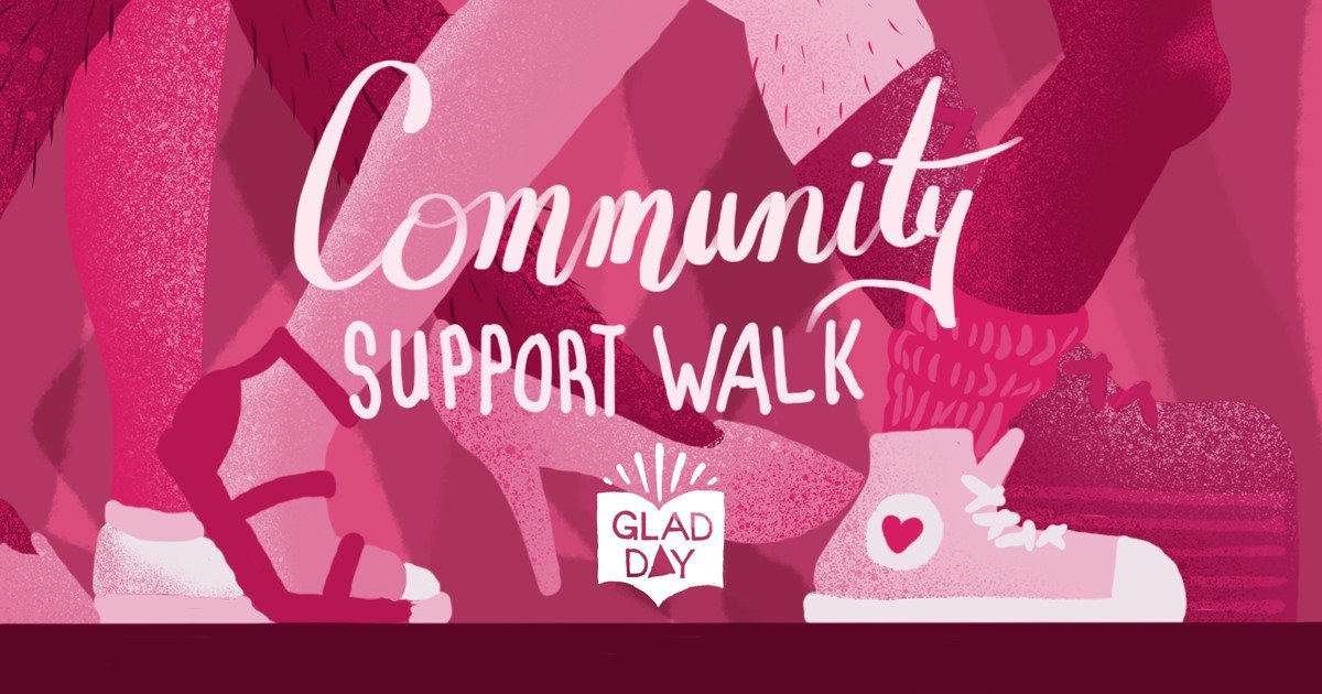 Community Support Walk