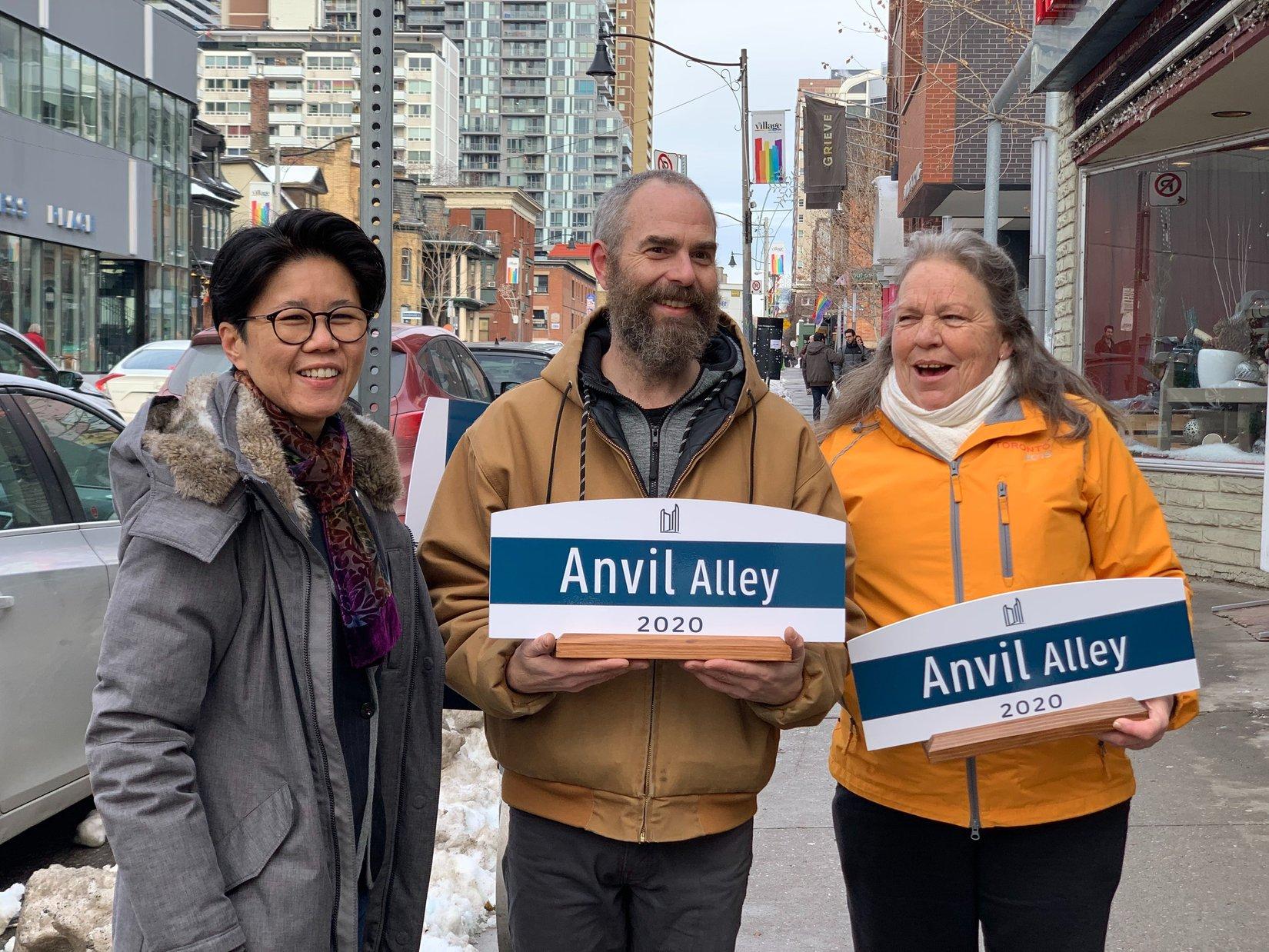 Anvil Alley
