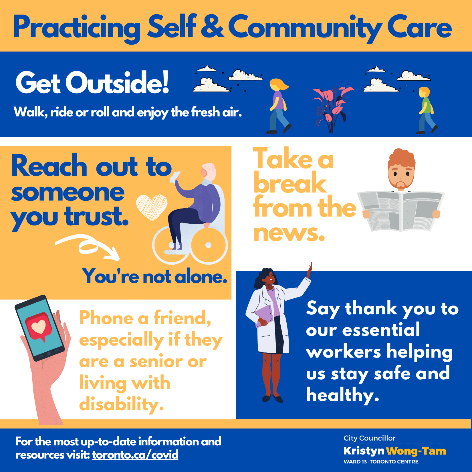 Community and Self Care