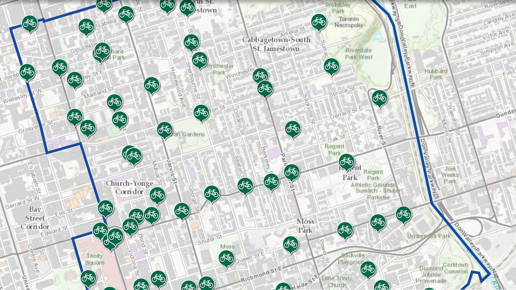 Bike Share - Ward 13
