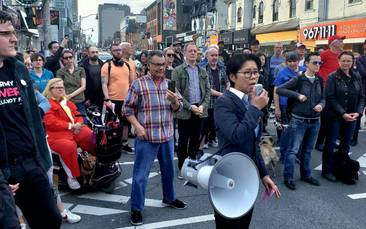 Joint Letter in Support of Public Process to Review and Rename Dundas St