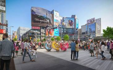 Yonge Street is officially getting a major makeover through downtown Toronto