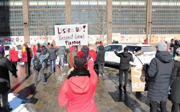 Provincial government denies report that it sold Dominion Foundry site