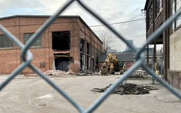 Province in talks with city on fate of Foundry buildings as court battle postponed for now