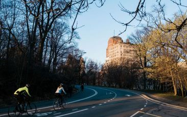 NYC to Close 40 Miles of Streets to Give Walkers More Space