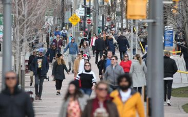 Toronto makes more room for pedestrians and cyclists, allows stores to reopen soon for curbside pickup