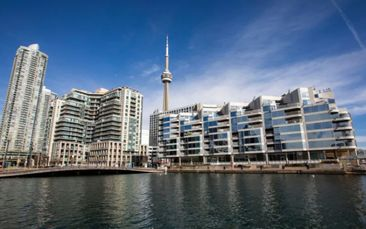 Toronto's Waterfront community seeing most new cases in the city Social Sharing