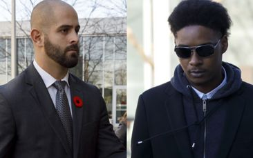 Toronto cop convicted in beating of Dafonte Miller to be sentenced Thursday