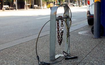 Cycling advocates call for safer bicycle parking options in the bike theft capital of Canada