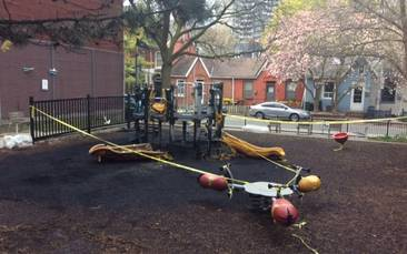 Statement on Ontario Street Parkette Fire