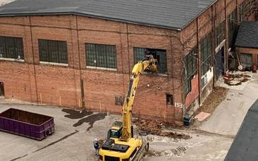 My Statement on the Demolition of the Dominion Foundry Buildings