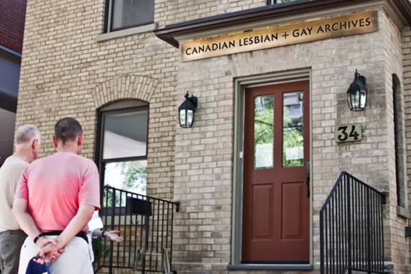 The Archives: Canada's LGBTQ2S+ Archives Capital Improvements