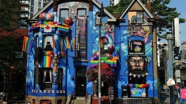 Protect LGBTQ2S+ Safe, Cultural Spaces