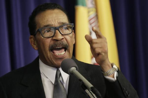 Herb Wesson secures a contested Democratic Party endorsement in race for L.A. supervisor
