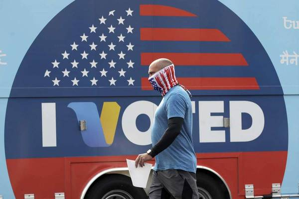 California braces for potential disruption, threats at polls