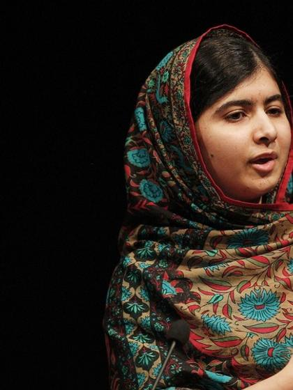 Malala YousafzaiUN Messenger of Peace