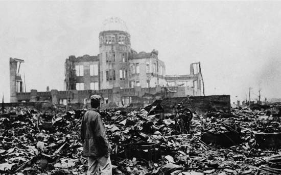 Nuclear Weapons - The Ultimate Expression of the Violence Epidemic in our Beautiful and Broken World.