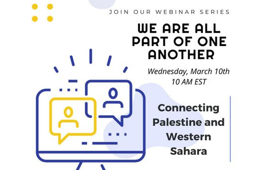 """Explore Our Webinar Series: """"We Are All Part of One Another"""""""