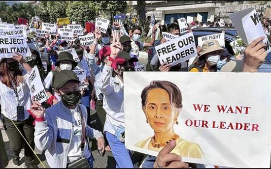 People Power in Burma/Myanmar close to reversing Coup D'etat