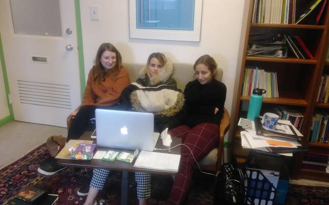 The Many Faces of Nonviolence - Goodbye Interns