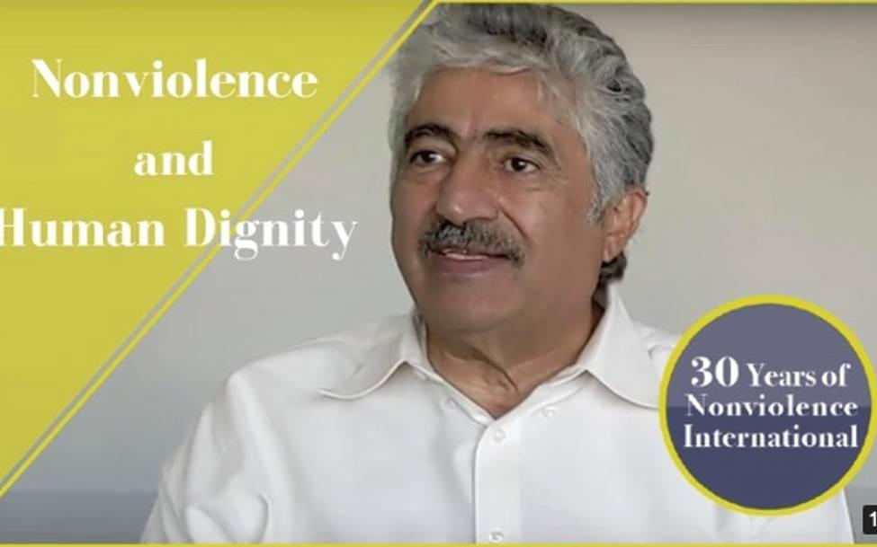 Celebrating 30 Years of Nonviolence International -Jonathan Kuttab