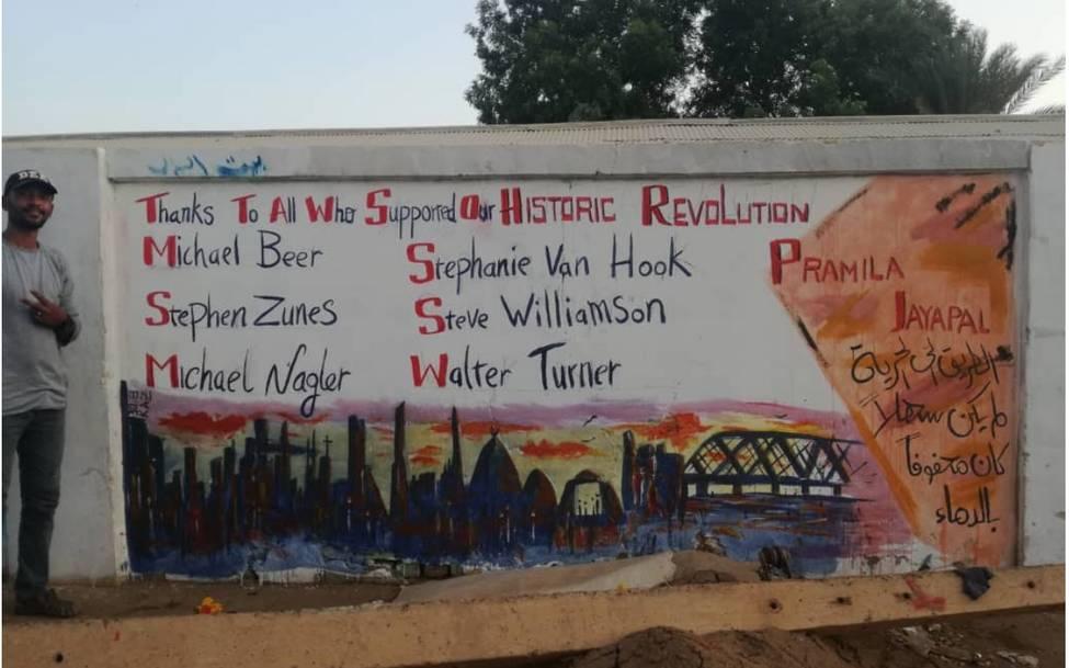 Michael Beer's Must-Read Op-Ed on Sudan in Common Dreams