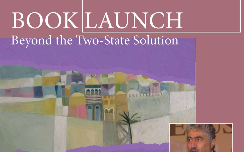 Beyond The Two-State Solution, by Jonathan Kuttab, Book Launch Webinar