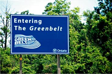 Hands Off the Greenbelt!