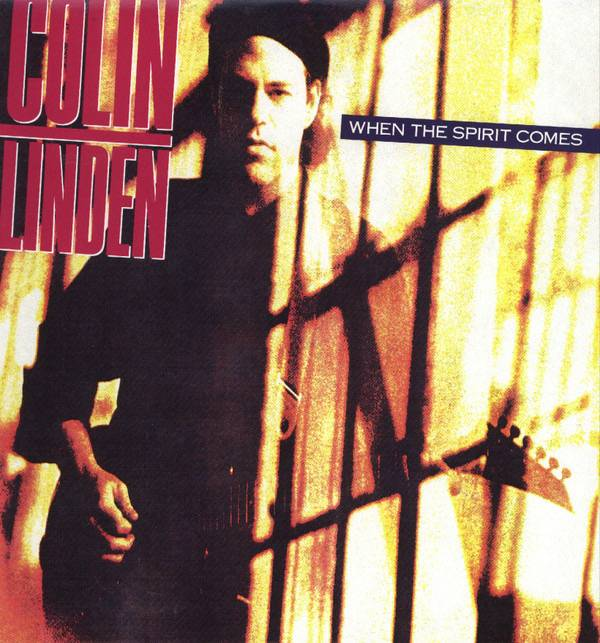 The cover for Colin Linden's 1987 album When the Spirit Comes was shot in the machine shop of the Dominion Wheel & Foundries Co.