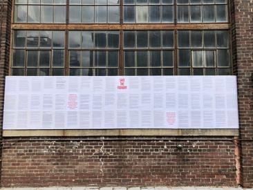 A fraction of the responses sent in response to the province's request for consultation