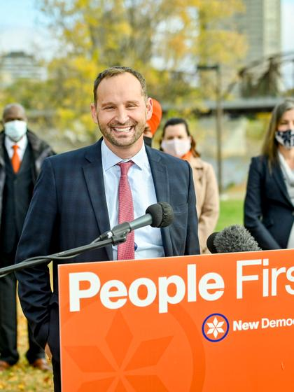 Platform Candidate Banner