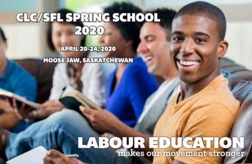 Apply to the CLC/SFL 2020 Spring School!