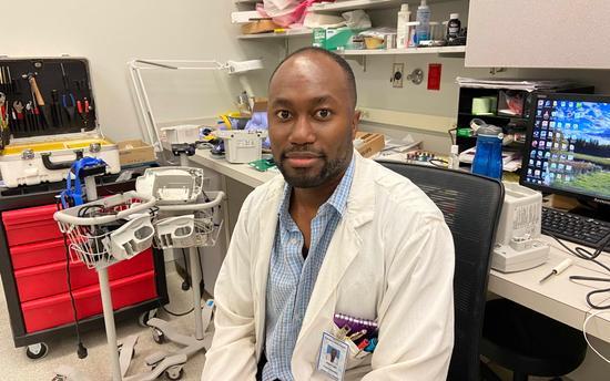 National Biomedical/Clinical Engineering Week 2021: Jon
