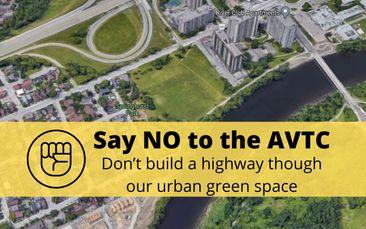 Take Action: Stop the AVTC