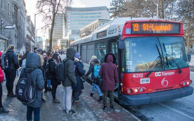 Menard: Yes, public transit is a gender issue – and a climate issue too