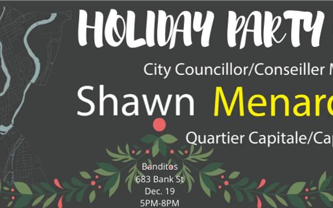 Capital Ward Bulletin - December 13th